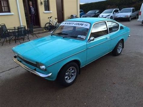 Opels For Sale by For Sale Opel Kadett Coupe 1976 Classic Cars Hq