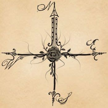 compass rose tattoo meaning compass tattoos symbolism and designs note to self