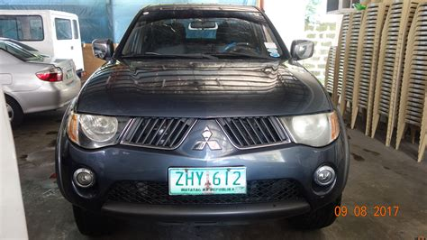 mitsubishi strada 2007 car for sale tsikot 1