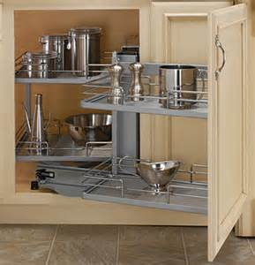 Kitchen Corner Cabinet Pull Out Shelves Blind Corner Pull Out