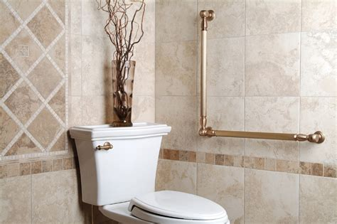 how to install grab bars in bathroom how to install grab bars in the bathroom mother in law