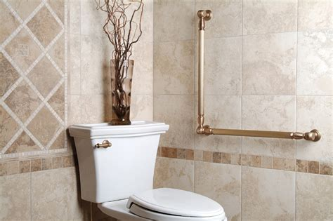 How To Install Grab Bars In The Bathroom   Mother In Law