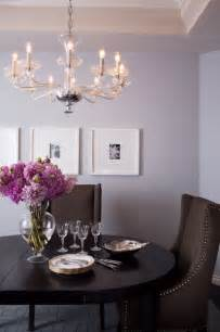 dining room purple brown and lilac design ideas
