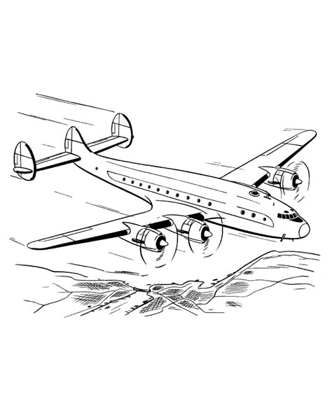 jet coloring pages free free printable airplane coloring pages for kids