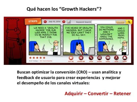 gu 237 a growth hacking 191 qu 233 es quot growth hacking quot y c 243 mo se come