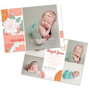 free baby birth announcement templates free birth announcement template newborn