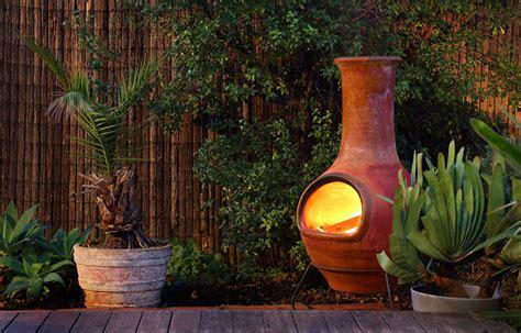 chimenea outdoor living backyard hpba