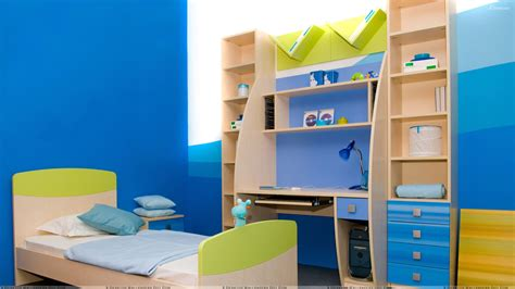 study room for kids blue background in kids study room and bedroom wallpaper