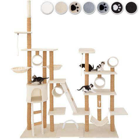 tiragraffi a soffitto tiragraffi per gatti gatto albero graffiatoio altezza