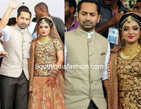 pin nazriya nazim marriage with fahad fazil in august picture on nazriya nazim fahad fazil wedding dolls pinterest