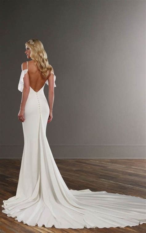 Wedding Hair Up Or With Backless Dress by Backless Wedding Dress Trends For Womens