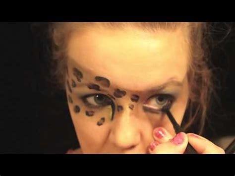 makeup tutorial london london moore cheetah makeup tutorial youtube
