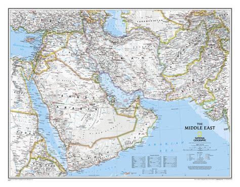 middle east map river middle east rivers map