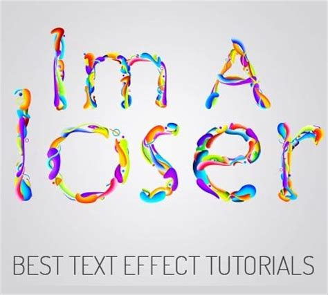 15 of the best illustrator text effects vector patterns 15 best text effect in adobe photoshop illustrator