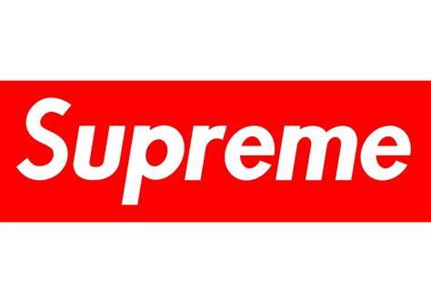 the supreme supreme logo