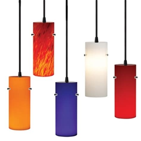 Cylinder L Shade by Cylinder Glass Shade For Track Pendant Light Ofg10