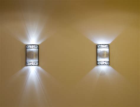 Candle Sconces Home Depot Battery Operated Wall Lights Light Up Your Home In