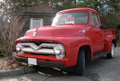 ford f series second generation