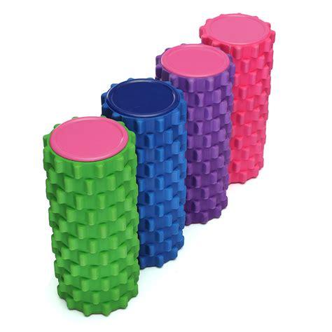Fitness Foam Roller Pilates Foam Roller T0210 ᓂ fitness foam foam roller pilates grid trigger point ᗕ physio us149