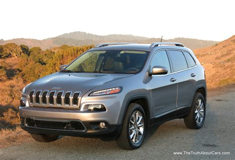 small jeep cherokee 2014 jeep cherokee limited v6 exterior 002 the truth