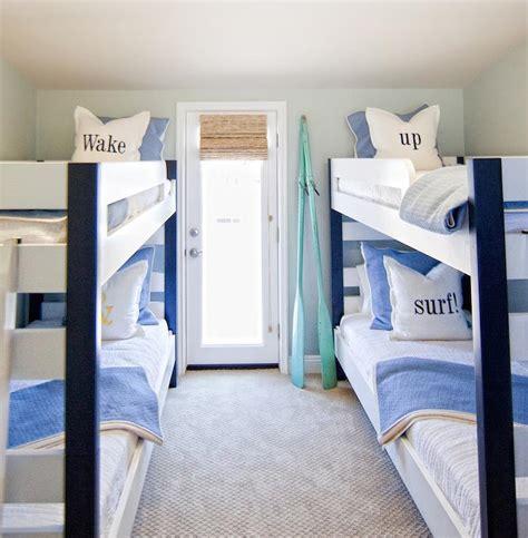 room bunk beds decorative oars design ideas