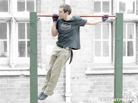 pull up bar backyard how to make an outdoor pull up bar and parallel bars diy fitness equipment fitstream
