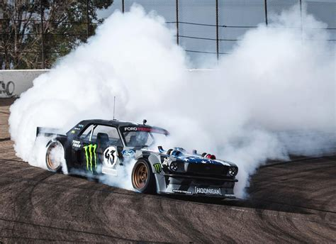 hoonicorn v2 ken block reveals the hoonicorn v2 stable vehicle contracts