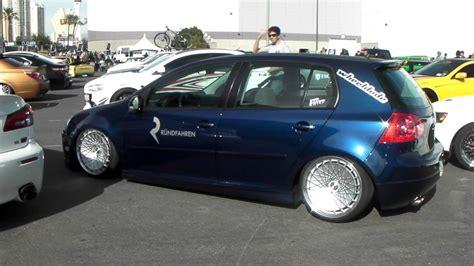 volkswagen rabbit custom dubsandtires com 18 rundfahren custom silver wheels 2008
