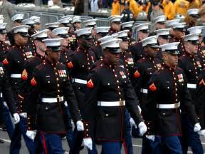 which branch of the us military has the best looking blue