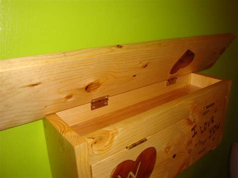 woodworking projects hidden compartments