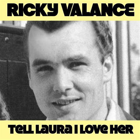 Ricky Valance ricky valance tell i listen and discover for free at