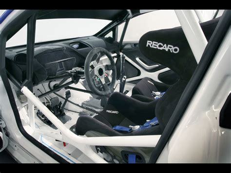 Rally Auto Cockpit by 2011 Ford Rs World Rally Car Cockpit 3