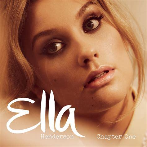 A N Ela ella henderson scores 1 album in the uk caesar live n loud