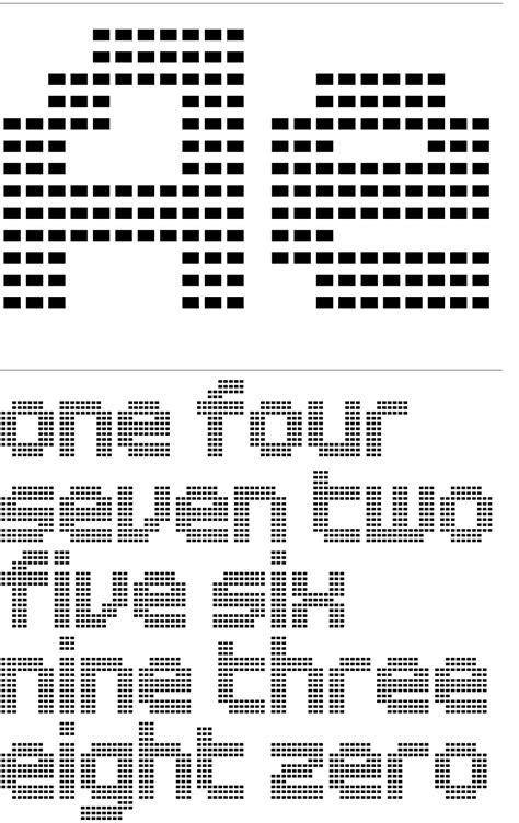design week font new parametric typefaces from muirmcneil design week