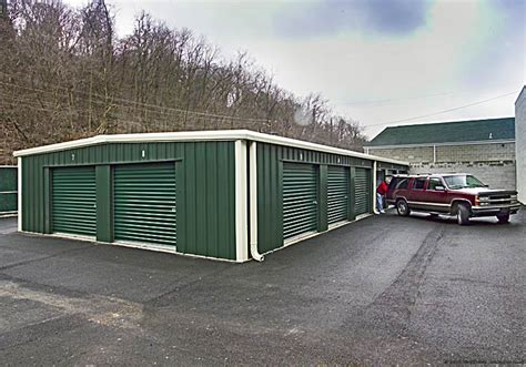 Self Storage Sheds by Mini Storage Buildings Olympia Steel Buildings Of Canada