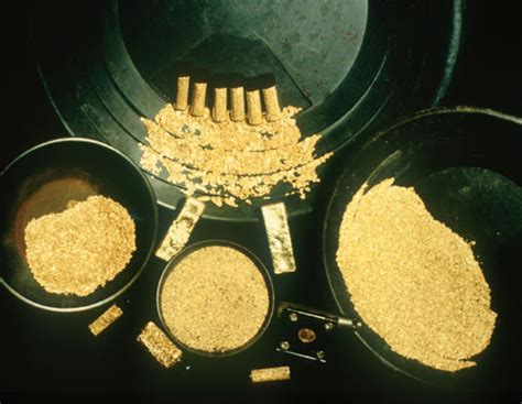 Finding Gold Gold Prospecting Tips Equipment And Where To Find Gold