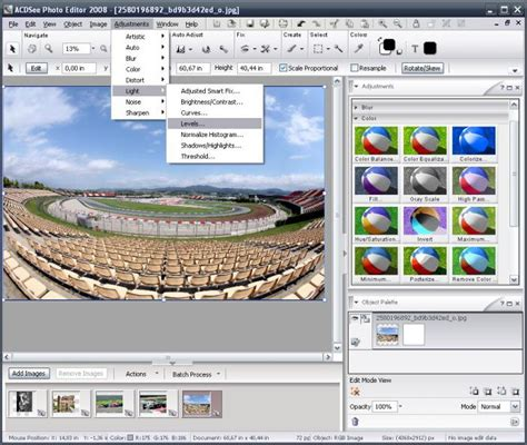 editor de imagenes intercambios virtuales acdsee photo editor descargar