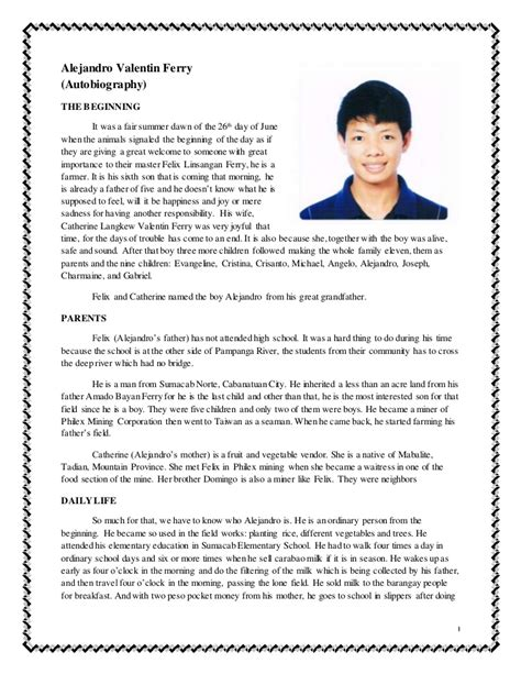 biography of students list of synonyms and antonyms of the word autobiography