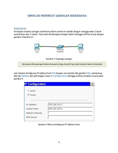 tutorial cisco packet tracer dasar modul cisco packet tracer