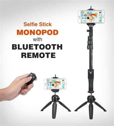 monopod best high quality 10 best selfie sticks monopods for iphones