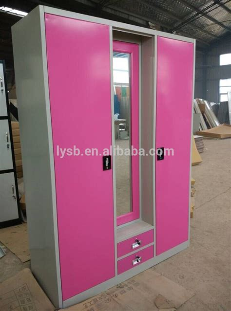 Repainting Kitchen Cabinets luoyang new design cheapest steel almirah or multi door