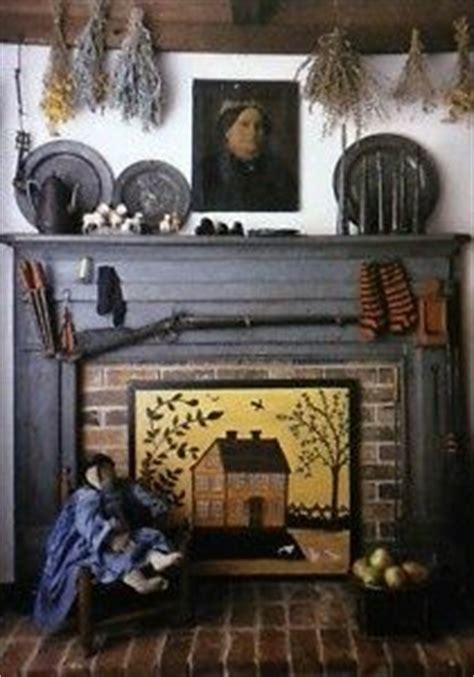 1000 images about primitive faux fireplaces on