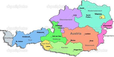 austria on the world map austria map 100 more photos