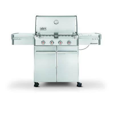 weber summit s 420 gas grill propane barbecue home depot