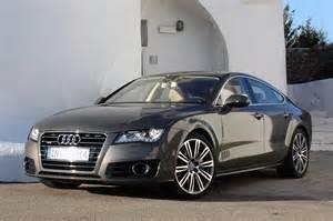 Audi Ra 7 2012 Audi A7