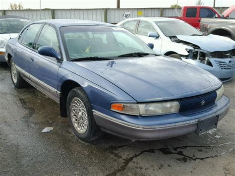 1994 chrysler lhs for sale 1994 chrysler lhs for sale id boise salvage cars