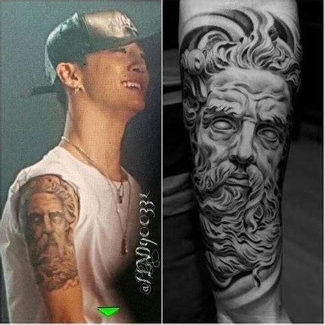 bang yong guk tattoo idols with tattoos tattoos in korea k pop amino