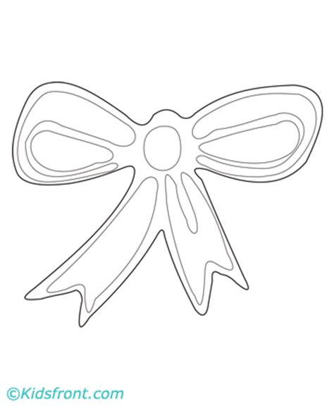 coloring page ribbon ribbon coloring pages printable