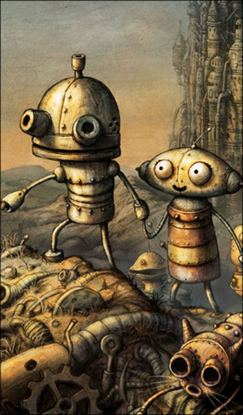 machinarium  robot love story gamesbeat