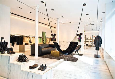 design inspiration group alexander wang flagship store by kramer design group new
